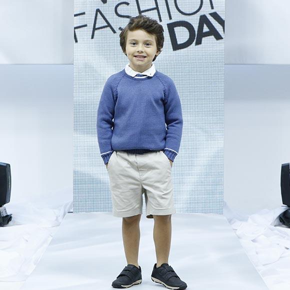 Como faço para meu filho ser modelo