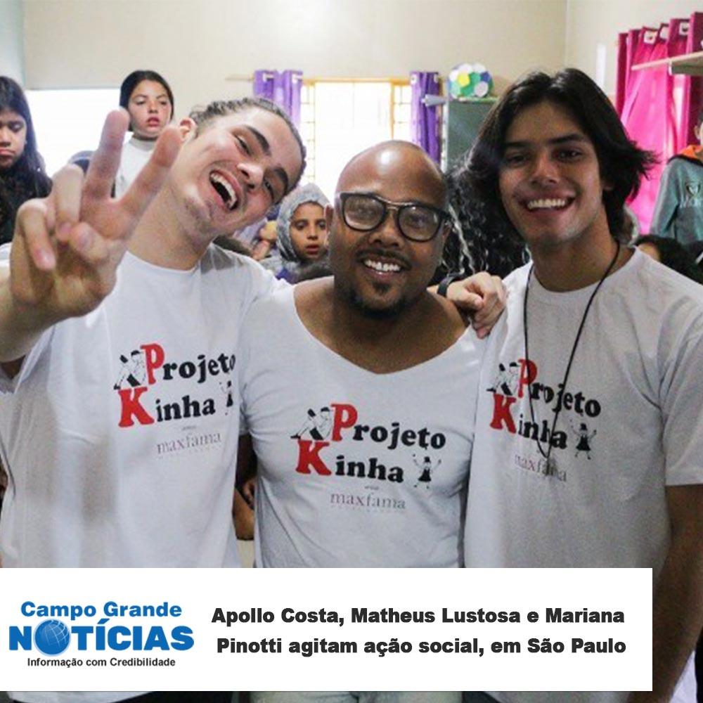 Agência de Modelo | Ação Social | Amigos do Kinha | Pós Evento | Max Fama