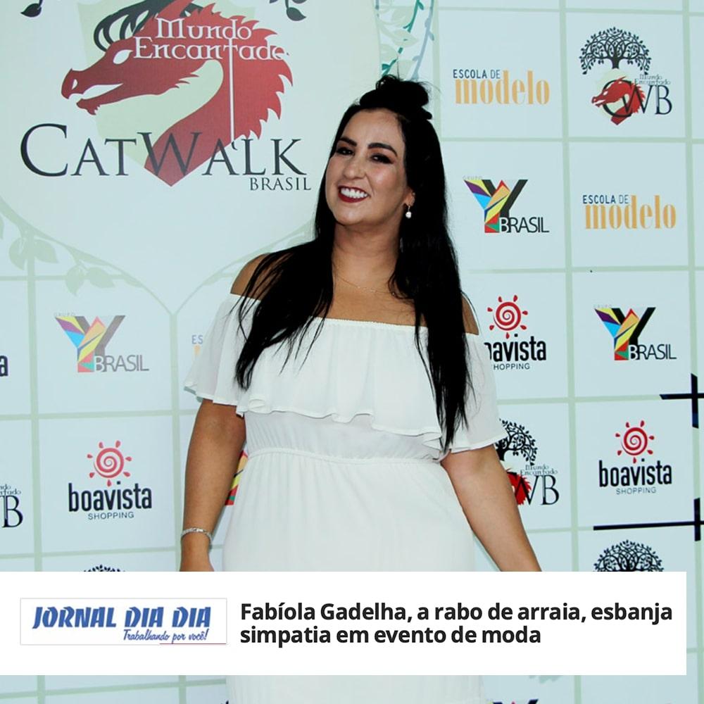 Agência de Modelo | Fabíola Gedalha | Catwalk Brasil | Max Fama