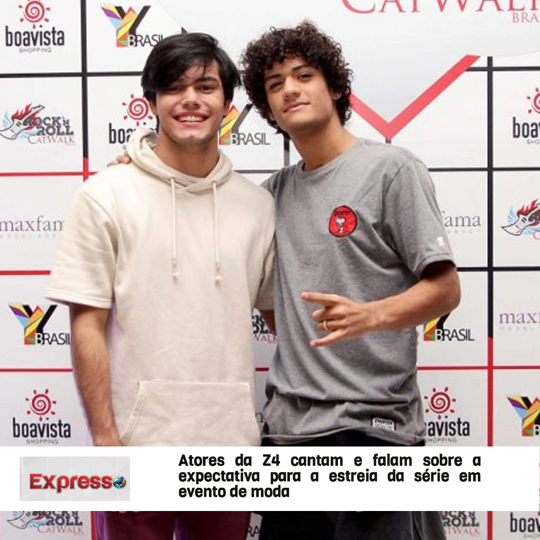Catwalk Brasil - Rock'n'Roll   Z4 No Catwalk   Ovelha no Catwalk   Agência de Modelo