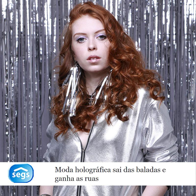 Editorial | Holográfico | Agência de Modelo | Max Fama