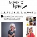 Agência de Modelos Para Criança  |  Editorial Dia da Mulher em Homenagem a Hebe Camargo