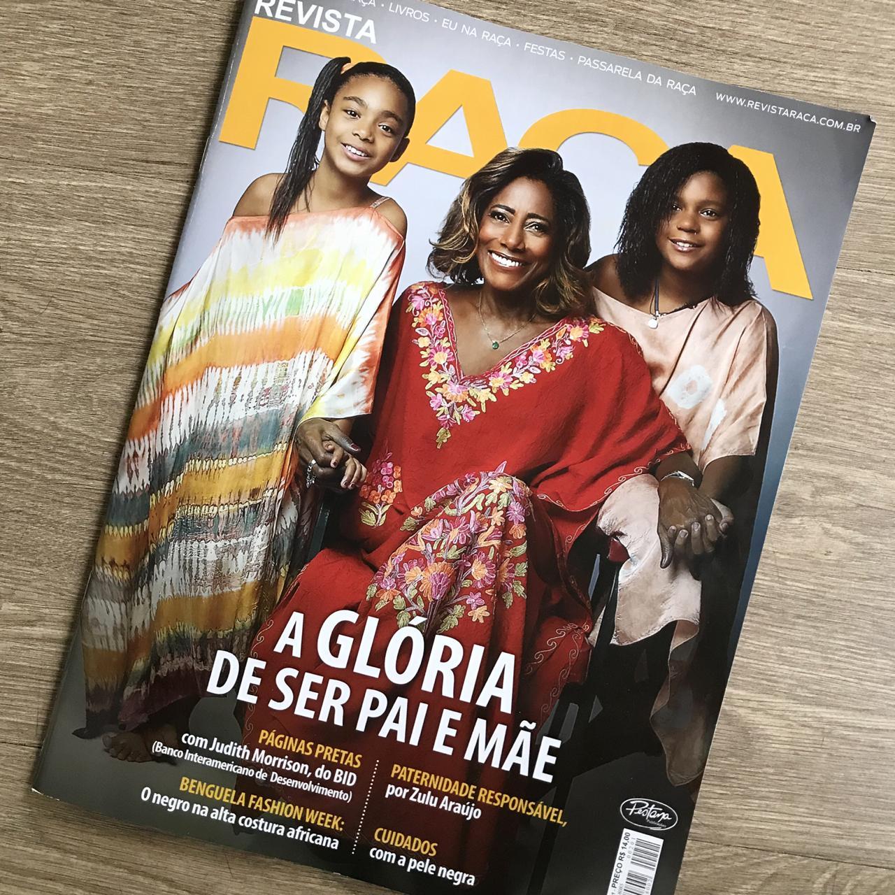 Revista Raça | Agência de Modelo