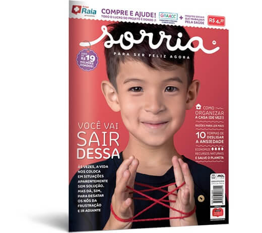 Revista Sorria | Agência de Modelos | Agência de Modelos Max Fama