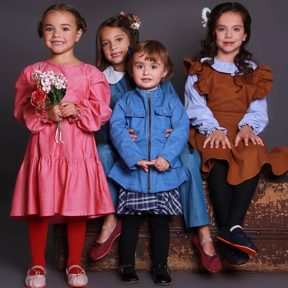 Editorial | Fanttina Kids | Agência de Modelo | Agência de Modelos Max Fama