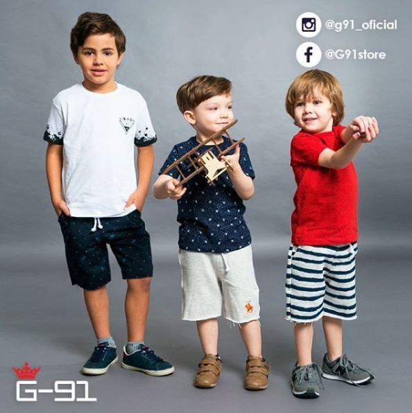Agência de Modelo | G-91 | Campanha | Max Fama