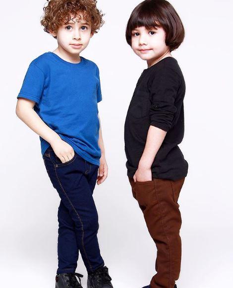Editorial | Galbano Kids | Agência de Modelo | Agência de Modelos Max Fama