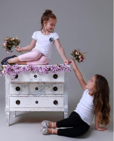 Agência de Modelo Infantil