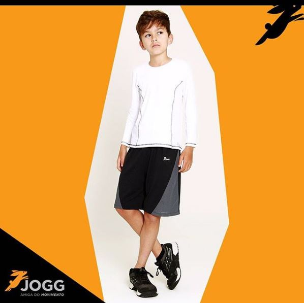 Editorial | Jogg Kids | Agência de Modelo | Agência de Modelos Max Fama