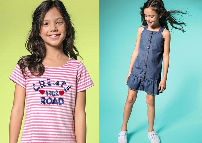 Editorial | Hering Kids | Agência De Modelo | Agência de Modelo Max Fama